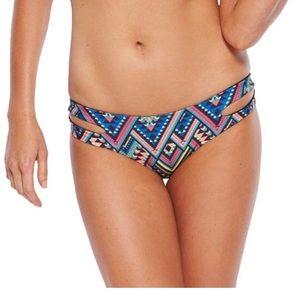 L*Space Estella Reversible Bikini Swim Bottoms